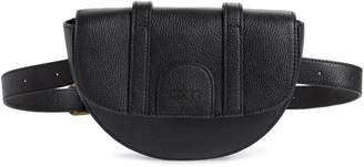 BP Faux Leather Moon Belt Bag