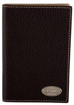 Fendi Selleria Leather Notebook