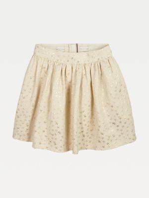 Tommy Hilfiger Star Jacquard Skirt