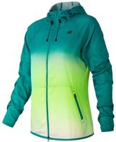 New Balance Women's Windcheater Hybrid Running Jacket