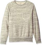 True Grit Men's Grey Label One Pocket Sweatshirt