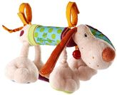 Lilliputiens Jef The Dog Activity Rattle by Lilliputiens