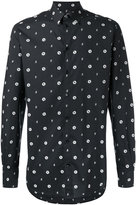 Dolce & Gabbana bee print shirt - men - Cotton - 40