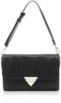 Marc B Tina Black Clutch Bag
