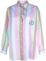 Etro Rainbow Stripe Shirt