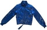 CNC Costume National Blue Jacket for Women
