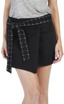 Paige Valentine Vintage Wrap Skirt