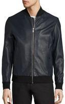 Theory Malone Leather Jacket