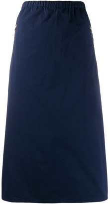 Sofie D'hoore Slim-Fit Midi Skirt