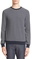 A.P.C. Men's Jeremie Stripe Sweatshirt