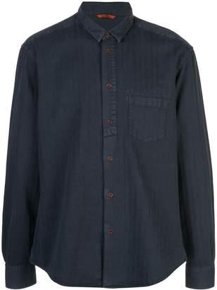 Barena chest pocket shirt