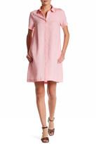 Lafayette 148 New York Shaylin Linen Dress
