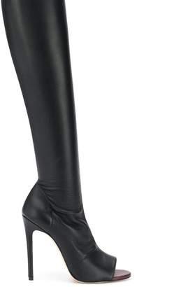 Victoria Beckham Opaz thigh high boots