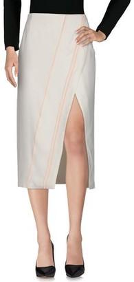 La Ligne 3/4 length skirt