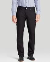 Armani Collezioni Stretch Cotton Trousers