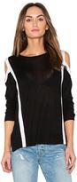 John & Jenn by Line Chloe Sweater in Black. - size XS (also in )