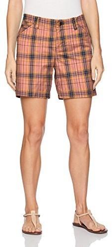 Lee Women's Straight Fit Tailored Chino Short