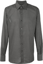 Tom Ford check shirt - men - Cotton - 41