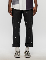 Staple All Over Pigeon Pants