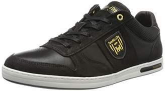 Pantofola D'oro Men's Milito Uomo Low-Top Sneakers, (Black .25y)