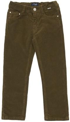 Il Gufo Cotton Blend Velvet Pants