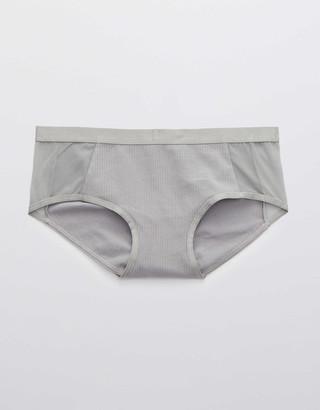 aerie Ribbed Boybrief Underwear