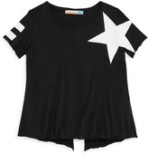 Vintage Havana Girls' Stripe & Star Tee