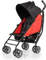 Summer Infant 3D Flip Convenience Stroller - Black/Red