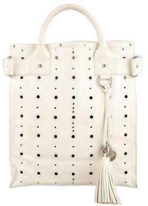 Marc Jacobs Perforated Leather Tote
