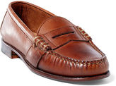Ralph Lauren Big Kid Edric Calfskin Penny Loafer