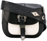 Htc Hollywood Trading Company - Rough Rock mini satchel - women - Leather - One Size