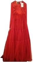 Leitmotiv Leit Motiv Red Dress for Women