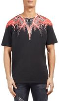 Marcelo Burlon County of Milan K-Worr Cotton Tee