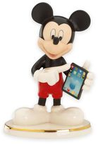 Lenox Disney Cyber Chat with Mickey Figurine