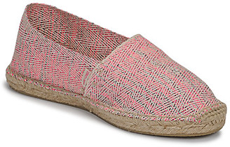 Pare Gabia VP FLUO women's Espadrilles / Casual Shoes in Pink