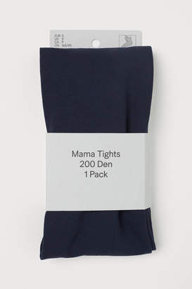 H&M MAMA 200 Denier Tights