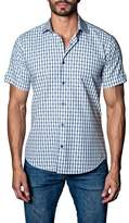 Jared Lang Men's Check Sport Shirt
