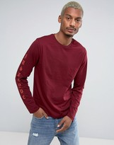 Hype Long Sleeve T-Shirt With Arm Print