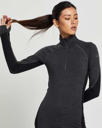 Icebreaker 260 Zone Long Sleeve Half Zip
