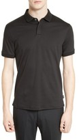 Armani Collezioni Men's Cotton Interlock Polo
