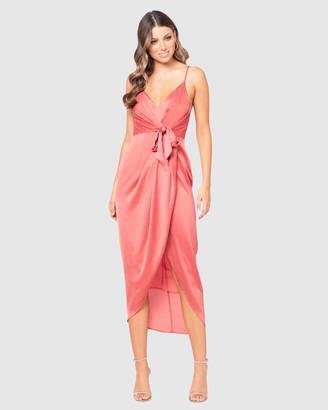 Pilgrim Dina Midi Dress