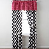 JCPenney Opposites Attract Polka Dot Window Coverings