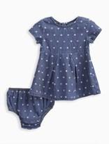 Splendid Baby Girl Printed Dot Dress