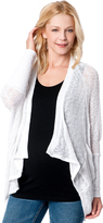 Motherhood Jessica Simpson Dolman Sleeve Maternity Cardigan