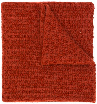 Holland & Holland Knitted Scarf