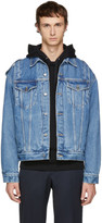 Moschino Indigo Denim Jacket