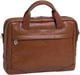 McKlein McKleinUSA Bronzeville 15.4 Leather Medium Laptop Briefcase