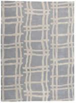 Kate Spade Grammercy Broken Plaid Rug, 5' x 8'