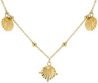 Yoj Concha Short Necklace