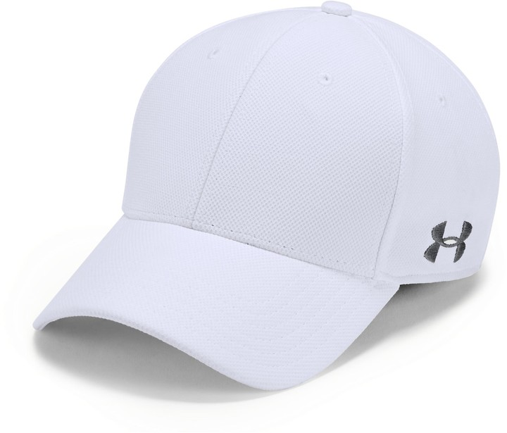 23b6059983e9 Under Armour White Men's Hats - ShopStyle